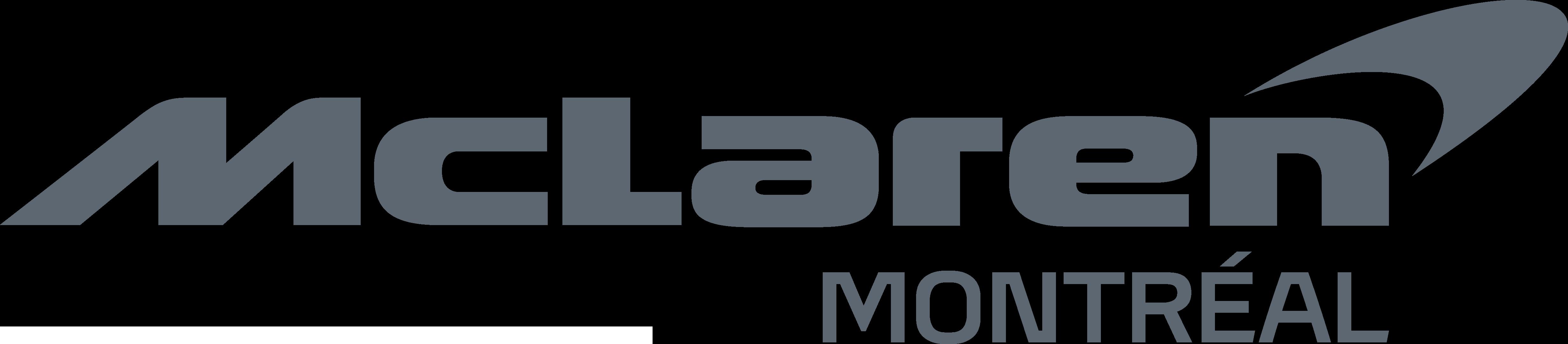 Mclaren Montreal Logo